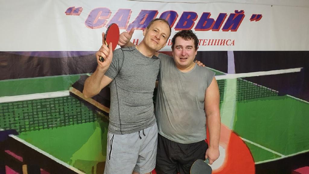 Садовый чемпионы